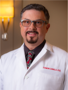 Damon Zavala, brain health restoration