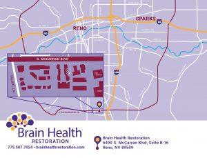 Brain Health Restoration Reno